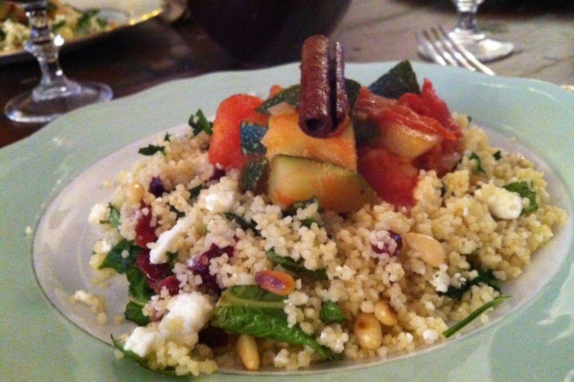 Vega couscous