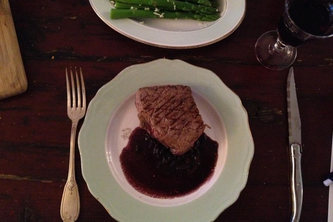Lekker biefstuk