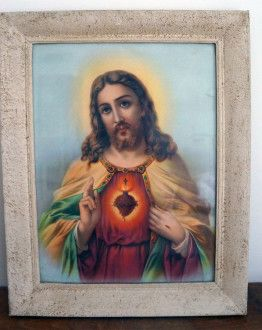 jezus met hart