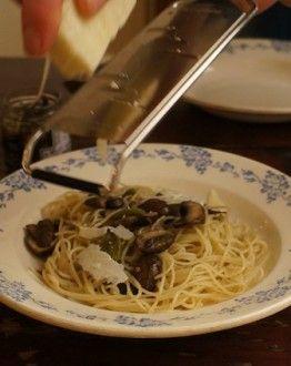 vers geraspte Parmigiano