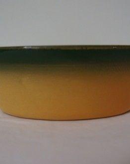 Ovale ovenschaaltje 19 x 12 x 7 cm
