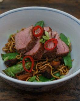 8 Wokgerecht met Chinees gekruide varkenshaas copy