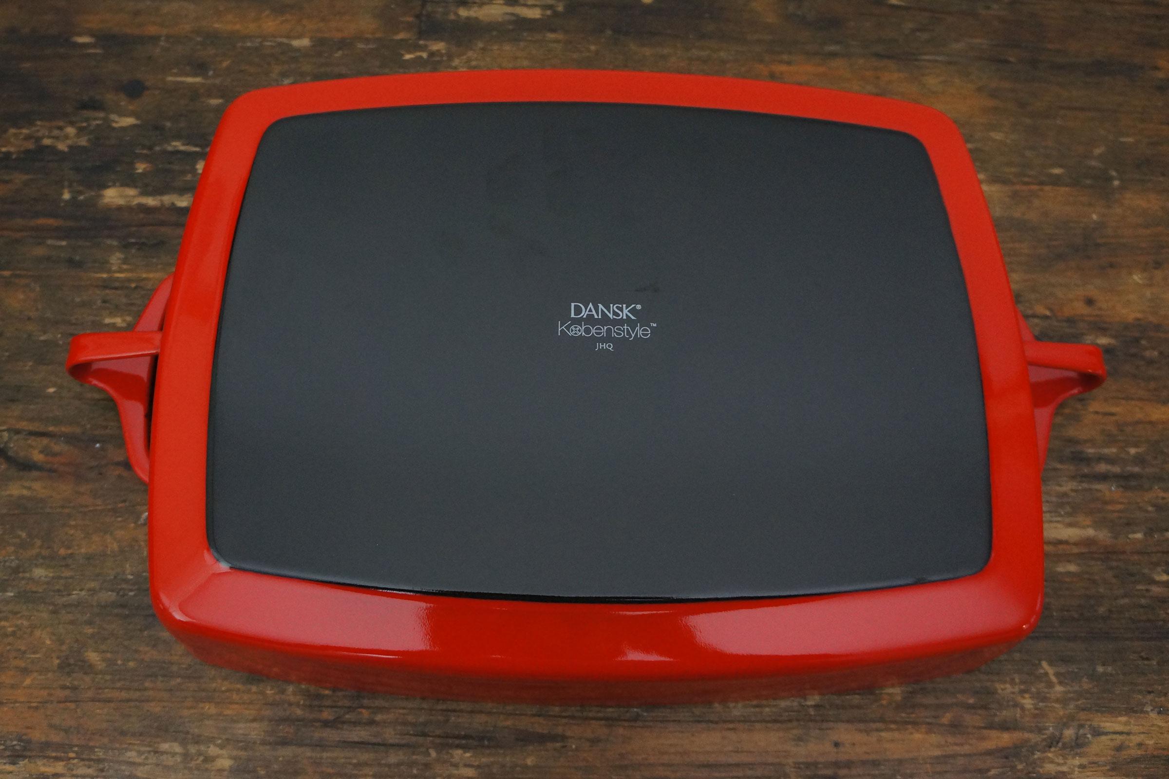 Dansk® kobenstyle red chili ovenschaal in de winkel van marché du pre
