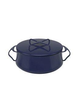 Dansk® Kobenstyle casserole blauw 6-quart
