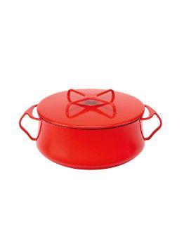 Dansk® Kobenstyle casserole rood