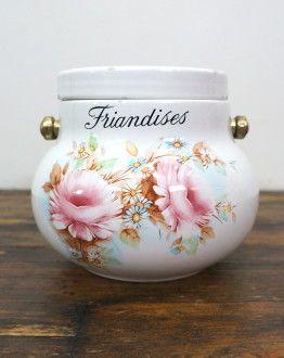 Friandise snoeppot voor