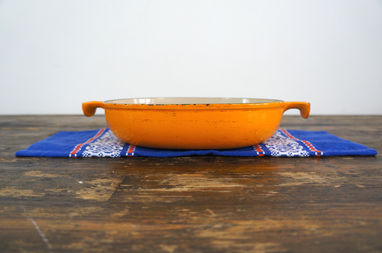 oranje ovale ovenschaal le creuset mama maat 25 in de winkel van march du pre. Black Bedroom Furniture Sets. Home Design Ideas